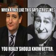 Ted Cruz Grandpa Munster