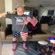 Buzz Aldrin is a True Patriot!