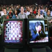 Deep Blue Beats Kasparov