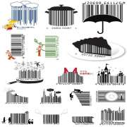 Funny Shaped Barcodes
