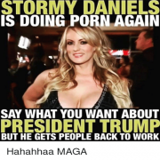 Stormy Daniels Is Doing Porn Again